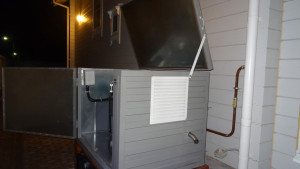 контейнер для электрогенератора