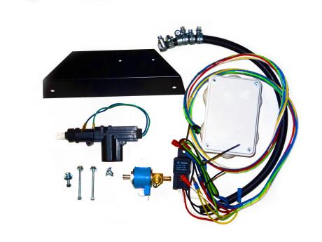 Комплект адаптации электрогенератора под автозапуск Robin Subaru