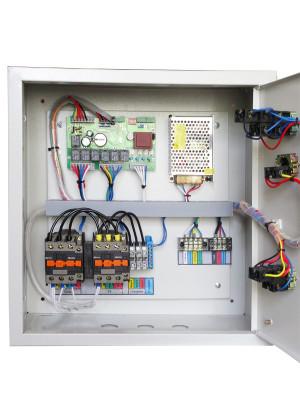 АВР БУГ-Light для генератора изнутри