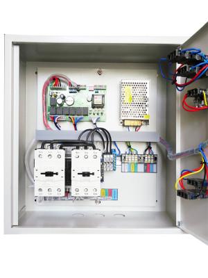 Автоматика для генератора БУГ-Light 63 изнутри