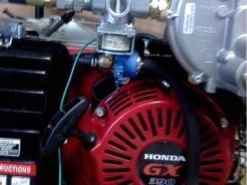 Honda GX390 газ/бензин