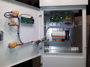 Щит АВР для генератора 250А