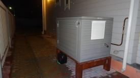 Мини контейнер для электрогенетатора