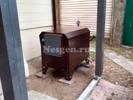 Мини контейнер для генератора 12кВт
