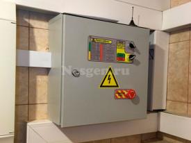 Блок АВР для генератора