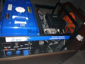 Кожух для генератора ТСС SGG1000