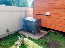 Мини контейнер для генератора до 7кВт