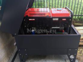 Мини контейнер для электрогенератора Fubag