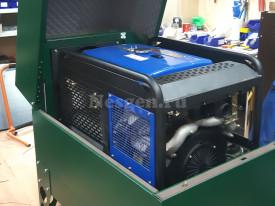 Мини контейнер для дизельгенератора