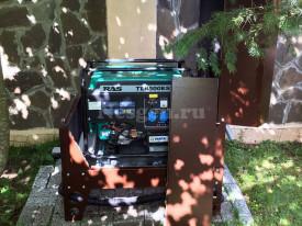 Мини контейнер для генератора 7кВт