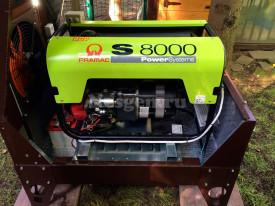 Утепленный кожух для генератора Pramac S8000