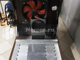Вентиляция мини контейнера для генератора