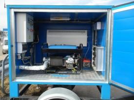 Генератор 6 кВт в мини контейнере