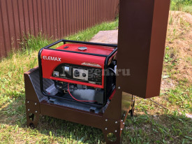 Кожух для генератора Elemax SH7600