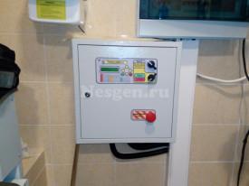 Автоматический запуск генератора при пропадании электричества
